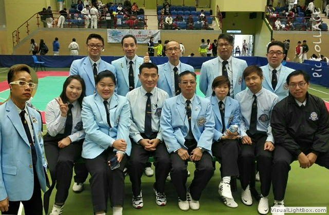 Hong Kong Referees