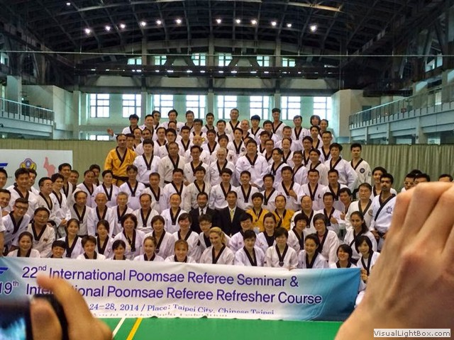 Poomsae Referee Seminar-2014